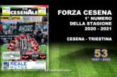 CESENALE' 2020/2021 – Cesena Vs Triestina