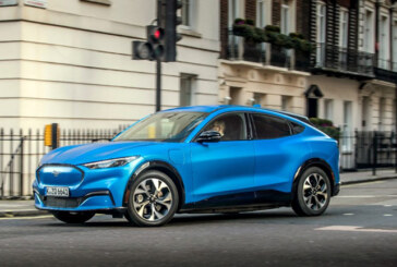 IL NUOVO SUV FORD MUSTANG MATCH