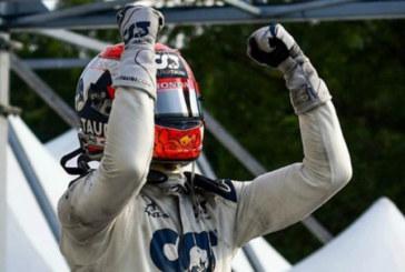 F1 A MONZA SUCCEDE L'INVEROSIMILE