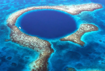 "BELISE ""GREAT BLUE HOLE"""