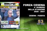 CESENALE' 2020-2021 Cesena Vs Padova