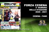 CESENALE' 2020/2021 – Cesena Vs Fano