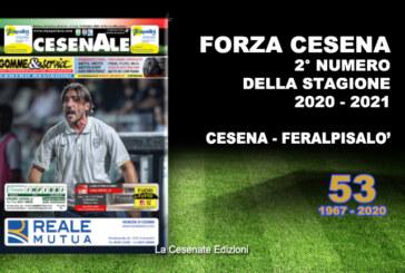 CESENALE' 2020/2021 – Cesena Vs Feralpisalò