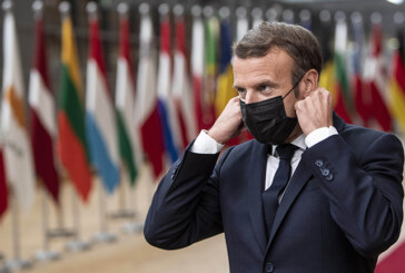 MACRON: LOCKDOWN IN FRANCIA