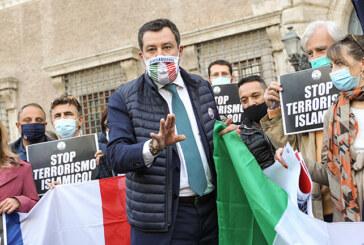 SALVINI: CHIAREZZA SUL KILLER IN FRANCIA