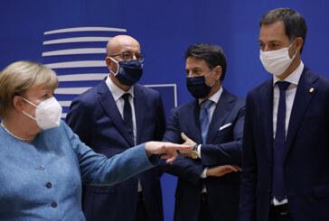 MERKEL: ACCORDO PER I FONDI 2021