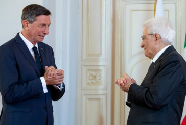 LA SLOVENIA CHIUDE I CONFINI CON L'ITALIA