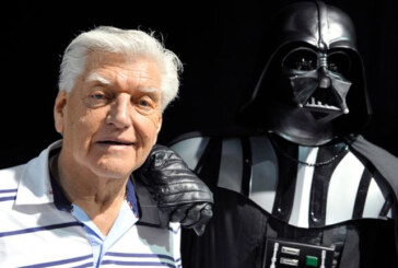 E' MORTO DAVID PROWSE IL DARTH WADER