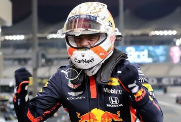 F1 L'UTIMO GP A VERSTAPPEN