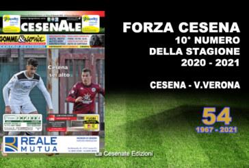 CESENALE' 2020/21 Cesena Vs V. Verona