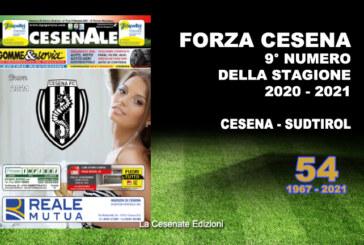 CESENALE' 2020-2021 Cesena vs Sudtirol