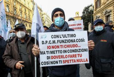 DPCM DOMINA L'ARANCIONE IN ITALIA