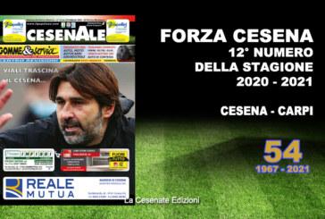 CESENALE' 2020-2021 Cesena Vs Carpi