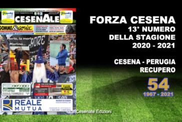 CESENALE' 2020-2021 Cesena vs Perugia