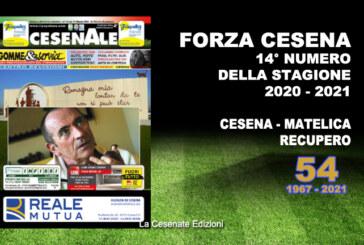 CESENALE' 2020-2021 Cesena Vs Matelica