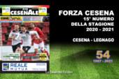 CESENALE' 2020-2021 Cesena Vs Legnago