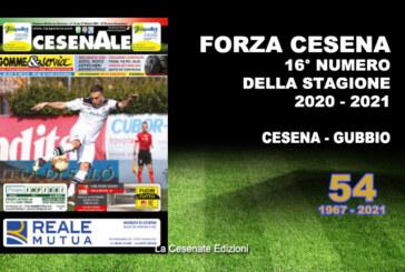 CESENALE' 2020-2021 Cesena Vs Gubbio