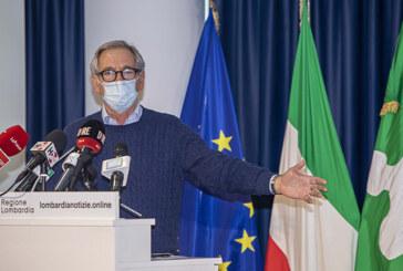 LA PENDEMIA TORNA A CORRERE IN ITALIA