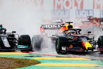 F1 MAX VERSTAPPEN IDOLO A IMOLA