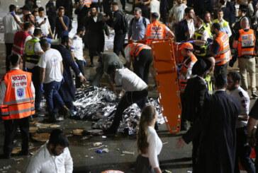 ISRAELE CALCA 44 MORTI 150 FERITI