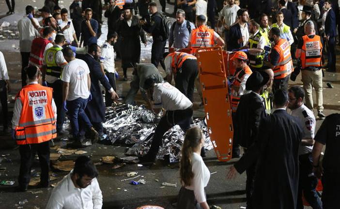 I RAID DI ISRAELE A GAZA 120 VITTIME