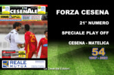 CESENALE' SPECIALE PLAY OFF