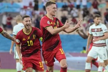 EURO 2020 IL BELGIO VOLA AI QUARTI