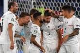 EURO 2020 L'ITALIA SUONA LA FANFARA