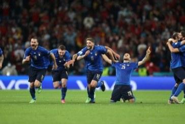EURO 2020 ITALIANISSIMA IN FINALE