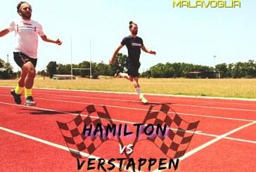 "MALAVOGLIA ""HAMILTON VS VERSTAPPEN"