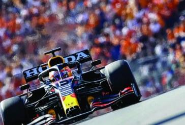 F1 VERSTAPPEN TRIONFA NEL GP D'OLANDA