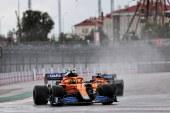 F1 GP RUSSIA POLE A NORRIS